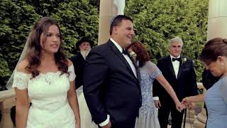 New Jersey Jewish Wedding, Rockleigh Country Club