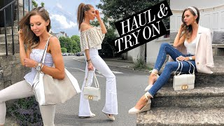 HAUL & TRY ON // JUNE 2019 // Everyday High Street Fashion!