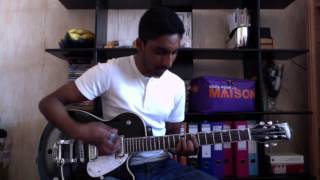 Hillsong Now that you're near mix guitar