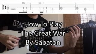 Download Sabaton 82nd All The Way Guitar Cover By Kondzik Mp3 and