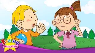 Xem ra! Tôi xin lôi. (Chú ý) - bài hát tiếng Anh cho trẻ em