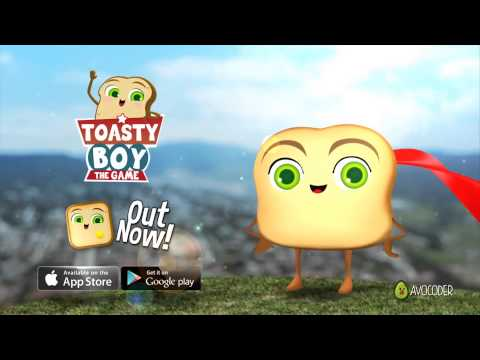 Video of Toasty Boy