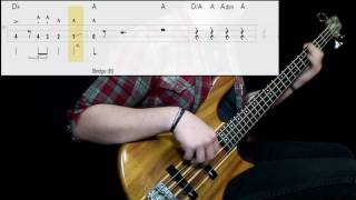 Queen   Bohemian Rhapsody (Bass Cover) (Play Along Tabs In Video)