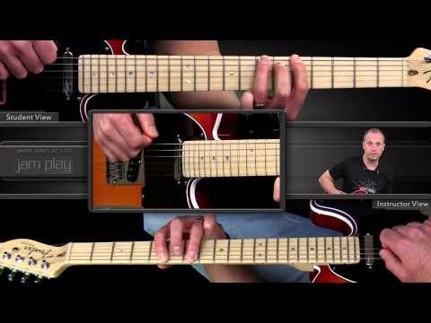 Beginner Guitar Lesson - The Musical Alphabet
