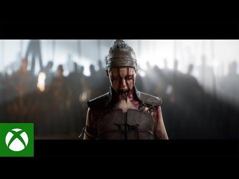 Senua's Saga : Hellblade II : Annonce Game Awards 2019