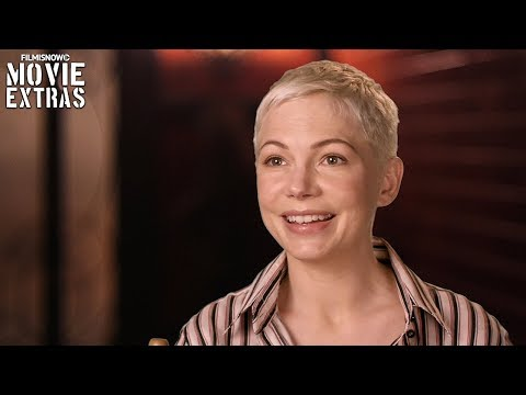 """The Greatest Showman   On-set visit with Michelle Williams """"Charity Barnum"""""""