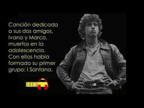 """Eros Ramazzotti """"Ad Un Amico"""" 1982 (con letra)"""