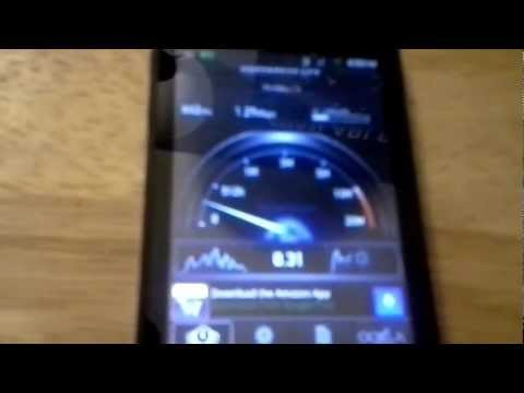 ZTE Concord by (T-mobile) Review