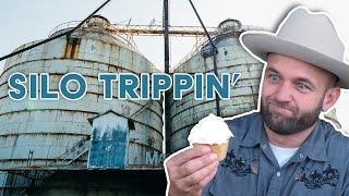 Tour Of The Magnolia Silos In Waco, TX - The Daytripper