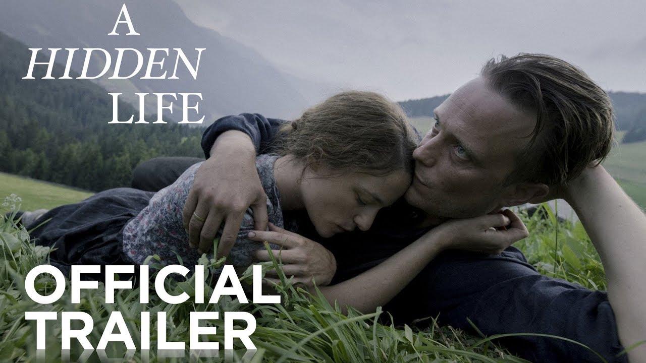 Trailer för A Hidden Life