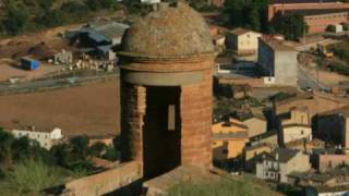 preview picture of video 'Castell de Cardona. Parador. Castillo. Castle, hotel. Burg.'