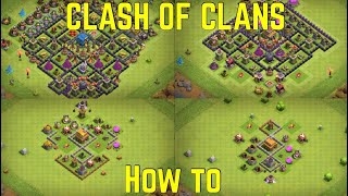 How to have multiple accounts on Clash Of Clans on IOS