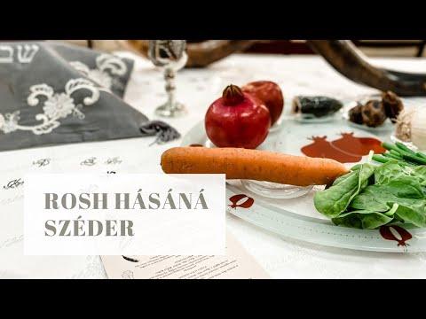 Ros Hásáná otthon, Deutsch Péter rabbival