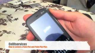 How to Unlock Palm Pixi Plus - AT&T, T-mobile, Bell, Rogers, Telus, O2, Vodafone, 3 Hutch