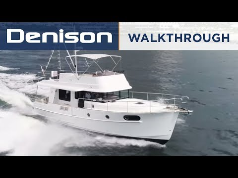 Beneteau Swift Trawler 44 2019 For Sale In Seattle