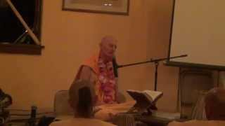 HH Danavir Goswami lecture on Janmasthami Day RVC 2014