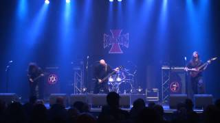 Acheron - Fuck The Ways Of Christ LIVE ( Neurotic Deathfest 2012 )