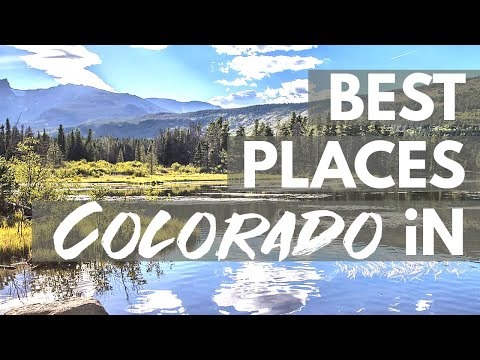 Video 10 Best Travel Destinations in Colorado USA