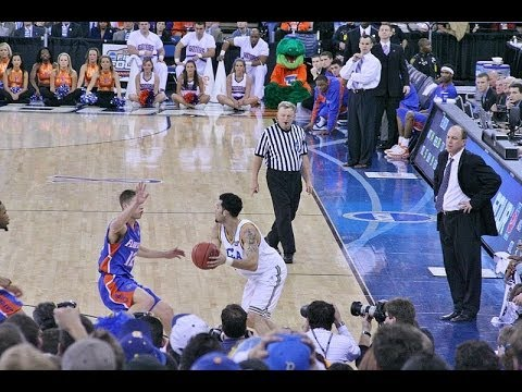 2006 NCAA Championship Game  UCLA vs. Florida  (including 2nd halfs of both Semi Finals)