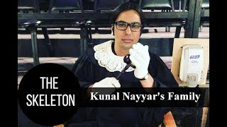 Kunal Nayyar's Family: Gorgeous Wife