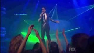 Adam Lambert - Whataya Want From Me LIVE on American Idol