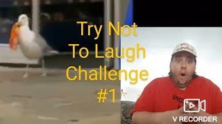 Justice Reacts to: TRY NOT TO LAUGH CHALLENGE(SUPER IMPOSSIBLE!) BFOM Corporation.