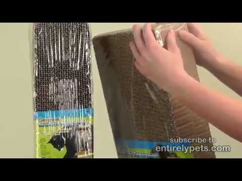 Ware Corrugated Single Reversible Replacement Scratcher Video