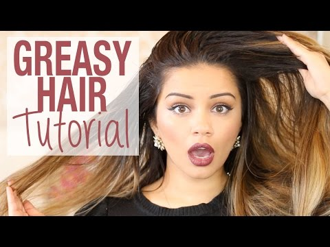 , title : 'Tutorial | QUICK + EASY 5 Greasy Hair Tutorials | Kaushal Beauty'