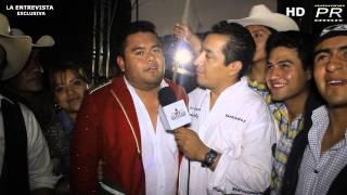 preview picture of video ' ENTREVISTA  a Paco Vocalista De La Chacaloza ( Bandeando.Fm El Carma 2014 )'
