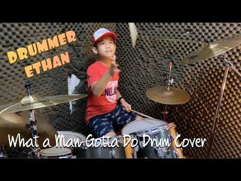 Jonas Brothers | WHAT A MAN GOTTA DO Drum Cover