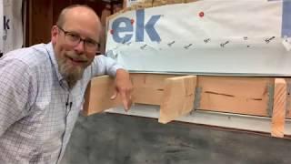 Deck Ledger Board Flashing Inspection Tips