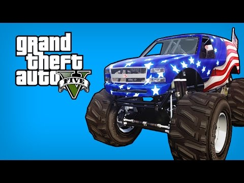 GTA 5 Funny Moments - Sumo Bumper Cars! (GTA 5 Online Funny Gamemode)
