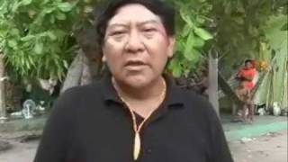 Entrevista com Davi Kopenawa sobre garimpo na Terra Yanomami
