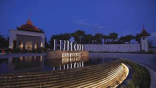 Overview of Hilton Nay Pyi Taw