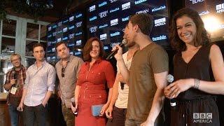 San Diego Comic Con 2014 - Le cast surprend les fans