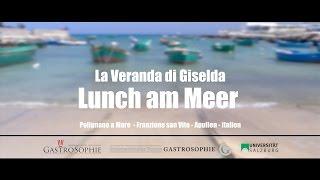 APULIEN   Lunch am Meer   La Veranda
