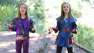 Space Between (Descendants 2 Acoustic Cover) - Sofia Carson & Dove Cameron | Lucy Gardiner