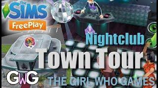 The Sims Freeplay- Nightclub