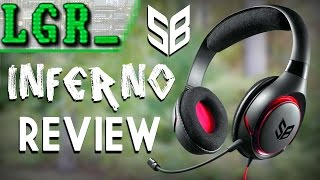 LGR - Creative SB Inferno Headset Review