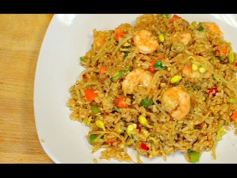 easy food recipe | healthy shrimp fried rice | tasty and simple recipes | dinner recipes