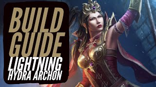 Diablo 3 Wizard Build Guide [S11] Lightning Hydra Archon [Patch 2.6.0]