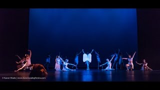 Into the Dark -Dance Performance Choreography to I will Follow You into The Dark
