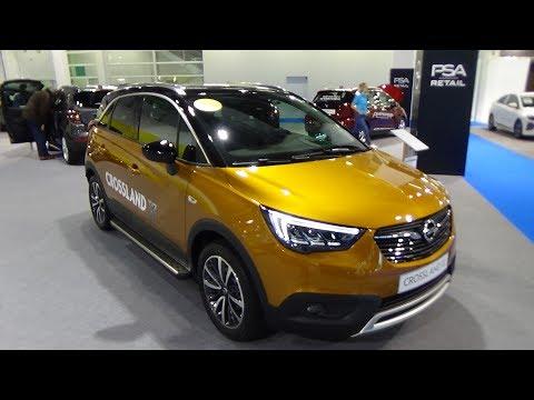 Opel  Crossland X Кроссовер класса J - рекламное видео 2