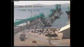 Die besten 100 Videos Riesen Schiff Unfall in Hafen - Huge Ship Crashes Into Harbor