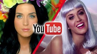 Most Viewed Katy Perry Videos