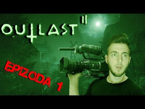 Outlast 2 CZ : Natočíme reportáž E01