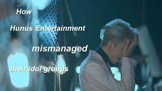 The Worst Entertainment Companies: Hunus Entertainment