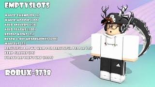 35 Roblox Boys  Outfits!! #4
