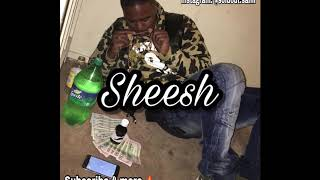 "(FREE) Drakeo The Ruler x Afn Peso Type Beat ""Sheesh"""
