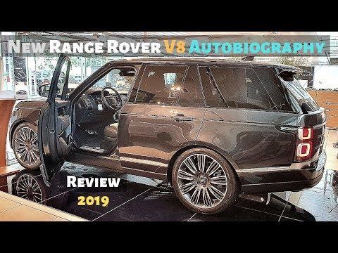 New Range Rover V8 Autobiography 2019 Review Interior Exterior